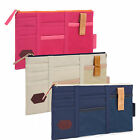 Multifunction Car Sunshade Cover Sun Visor CD Holder Phone Pens Cards Bag Pouch