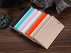 Flip PU Leather Stand Case Cover Protector Skin For Huawei Ascend P7 5""