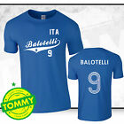 Mario Balotelli World Cup Shirt Italy T-Shirt World Cup 2014 Why always me