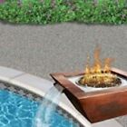 "HPC 36"" Copper Fire & Water Bowl - Remote Electroinic Ignition #SIER36W-HWI"