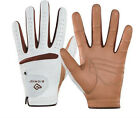 Bionic Golf Glove RelaxGrip Women Tan Fits The Left Hand New Fast,Free Shipping