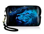 Lion King Carry Bag Case Cover Pouch For Digital Camera,iPhone 3 4 5,Ipod Touch
