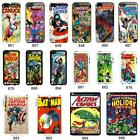 DC MARVEL COMIC BOOK COVER CASE FOR APPLE IPHONE IPOD AND IPAD No1