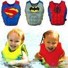 Child Kids Swimming Floating Swim Zip Vest Buoyancy Life Aid Jacket Pool Outfit