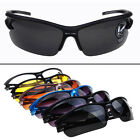 Cycling Bike Bicycle Driving Sports UV400 Protective Sunglasses Goggles Glasses