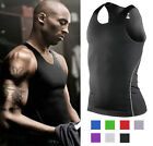 Mens 2014 Body Armour Compression Sportwear Base Layer Top Vest Tops Under Shirt