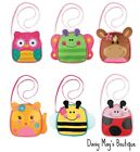 Stephen Joseph Assorted Cross Body Purses for Little Girls - Gifts for Kids
