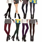 Women Skinny Sexy Pants Soft Opaque Pantyhose Stretch  Stockings Tights Leggings