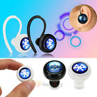 2 Color Wireless Bluetooth Hands free Headphone Headset Earphone for Cell Phone