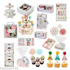 TALKING TABLES FRILLS AND FROSTING PARTYWARE PARTY BAKING GIFT BAKE TEA HOME