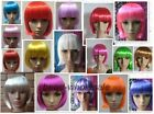 Hot Sale Women's Wig BOB Style Short Wig Party Show Wigs 16 Colors To Pick