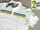 *ALL SIZES ADIDAS WORLD CUP BRASIL 2014 POLO SHIRT jersey football soccer calcio