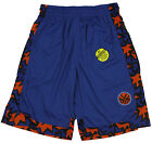 Zipway NBA Basketball Men's New York Knicks Darius Shorts - Blue