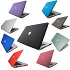 """New Rubberized Hard Case Cover For Macbook Retina PRO Air 13"""" 15'' Laptop Shell"""