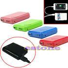 Cell Phone Hot Optional Portable Emergency Power 4X AA Battery Charger USB
