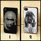 Tupac Shakur 2Pac Rap Music Rapper Case Cover for iPhone & Samsung Phones