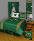 Minnesota Wild Bed in a Bag Twin to King Comforter Set