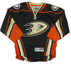 Reebok NHL Hockey Youth Anaheim Ducks Alternate Premier Jersey - Black $29.74 USD on eBay