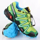 New Salomon Speedcross 3 GTX Gore-Tex Waterproof Trail Running Hiking Shoe $150