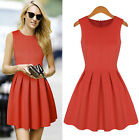 NEWLY 40% OFF FORMAL CASUAL CELEB Banquet Evening Party BALL GOWN Pinup Dress