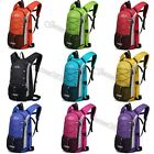 New Waterproof 12L Riding Cycling Travel Bag Hiking Camping Backpack Rucksack