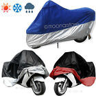 Motorcycle Waterproof Outdoor Motorbike Rain Vented Bike Cover Extra Large