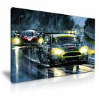 Car 2 Canvas Framed Printed Wall Art - More Size