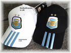 ADIDAS ARGENTINA AFA 3-STRIPE FOOTBALL CAP Casquette Hut Soccer Calcio NEW 2014