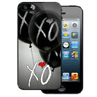 New The Weekend XO Patterned Logo Apple Iphone 4/4S 5/5S 5C & Galaxy S4 S5 Case