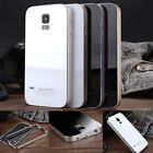 New Gorilla Glass Aluminum Metal Case Cover For Samsung Galaxy S5 i9600 G900