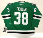 VERNON FIDDLER DALLAS STARS NEW LOGO REEBOK NHL PREMIER JERSEY NEW WITH TAGS