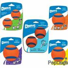 Chuckit ULTRA BALL Durable Rubber Fetch Floating Dog Toy Fits Launcher