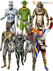 Morphsuit Monster Kids Boys Robot Zombie Halloween Fancy Dress Scary Costume