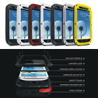Aluminum Gorilla Metal Cover Case for Samsung Galaxy S3 S III i9300 Waterproof