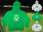 HIBERNIAN HIBS Football Baby/Kids Hoodie/Hoody-Boy/Girl-Personalised Name&Number
