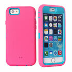 "New Hi-Q Unique PC + Silicon Skins Back Case Cover Shell For Apple 4.7"" iPhone 6"
