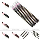 1pc Womens Fashion Waterproof Soft Crayon Eyebrow Eyeliner Makeup Beauty Pencil