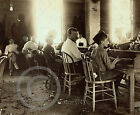 1909 TAMPA CIGAR ROLLERS CHILD LABOR HINE PHOTOGRAPH #3 Historical Largest Sizes