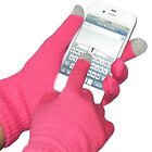 Amzer Unisex Winter Touch Screen Knit Gloves For Tablet Smart Phone iPhone iPad