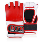 leather grappling mma sparring training cage fighting gloves mitts punch boxing