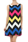 Birthday Dating Movie Wedding Event Party Travel Striped Sexy Lined Dress S/M/L