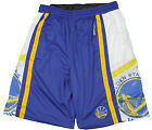 Zipway NBA Men's Golden State Warriors Paint Splatter Shorts - Blue