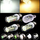 G9 E14 E27 6W 10W 18W 20W LED 5730 5630 SMD Cover Corn Light Lamp Bulb 220V 110V