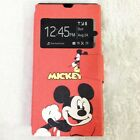 4.7 inch 3D Cartoon Minnie Mickey Stand Leather Cover Case For iPhone 6