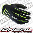 Monster Energy Guanti Motocross Enduro MX Quad
