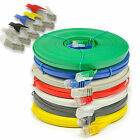 High-end patch cable Super Slim installation cable Cat.6 of Cat.5e LÄNGENAUSWAHL