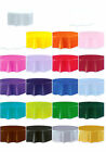 """Round 84 """" Plastic Party Table Cover More Colors Avail"""