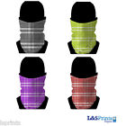 GOLF PLAID DESIGN SNOOD NECKTUBE FACEMASK NECKWARMER 4 COLOURS L&S PRINTS