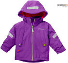 New Didriksons Girls Melvin Ski Snow Jacket - Purple