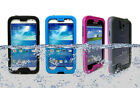 New Authentic LifeProof Fre Waterproof, Shockproof Cases for Samsung Galaxy S4